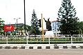 Chief Obafemi Awolowo statue,Allen roundabout ,Lagos.jpg