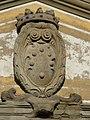 Chiesa dei Santi Quirico, Lucia e Pietro d'Alcantara - stemma mediceo.jpg