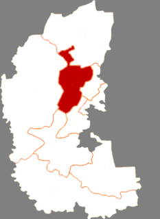 Ranghulu District District in Heilongjiang, Peoples Republic of China