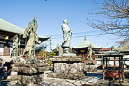 Choshjoji Statue of Nichiren