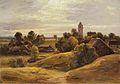 Christian Morgenstern - Dorf bei Dachau (1859).jpg