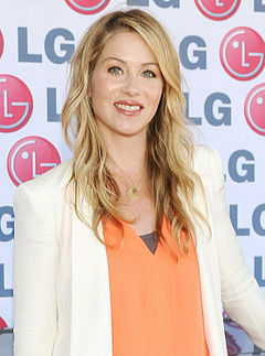 Christina Applegate 2012.