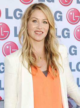 Christina Applegate in 2012