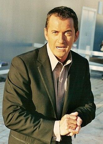 Christophe Dechavanne - Christophe Dechavanne at the 2002 Cannes Film Festival