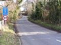 Church Lane, Weston - geograph.org.uk - 1142582.jpg