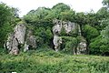 Church hole cave,cresswell crags - panoramio.jpg