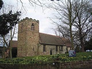 All Saints Church, Thrumpton Church in Thrumpton, England