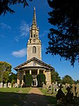 Church of St. Lawrence, Mereworth, Tonbridge and Malling, Kent, United Kingdom.jpg