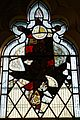 Church of St Mary Magdalen Laver Essex England 14th - 15th century stained glass fragments 3.jpg