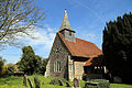 Church of St Michael, Leaden Roding, Essex, England - from south-west.jpg