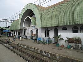 Stasiun Cilebut