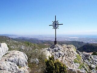 mountain in Spain