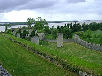 Battle of Blaye - Image: Citadelle de Blaye 7