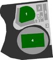 Ciudad Deportiva Nuevo Laredo Map.PNG