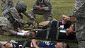 Civilian, military medical evacuation teams save lives together at Vigilant Guard exercise 140805-Z-HA481-012.jpg