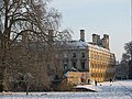 Clare College in the snow - geograph.org.uk - 1623871.jpg