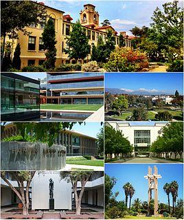 Claremont Colleges College consortium in Claremont, California, United States