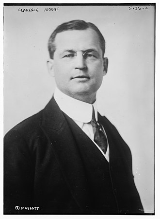 Clarence Moore (businessman) - Image: Clarence Moore LCCN2014710275