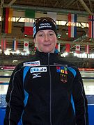 Claudia Pechstein -  Bild