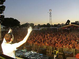 Stereosonic - Calvin Harris in Perth, 2010