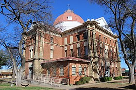 Clay Co Courthouse Henrietta, TX.JPG