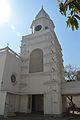 Clock Tower - Armenian Holy Church of Nazareth - Armenian Street - Kolkata 2013-03-03 5468.JPG