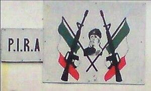 Provisional IRA East Tyrone Brigade - Image: Coalisland