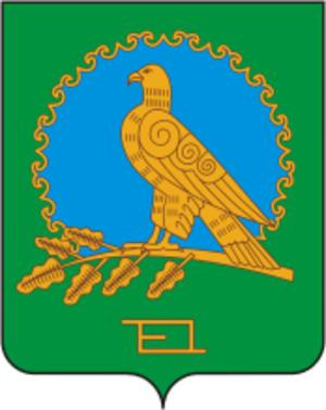 Alsheyevsky District - Image: Coat of Arms of Alsheevo rayon (Bashkortostan)