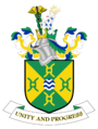 Coat of arms of Sandwell Metropolitan Borough Council.png