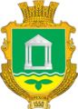 Coat of arms of Terekhove (Berdychiv).png