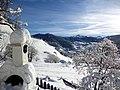 Colfosco - View to Corvara( Alta Badia ) - panoramio.jpg