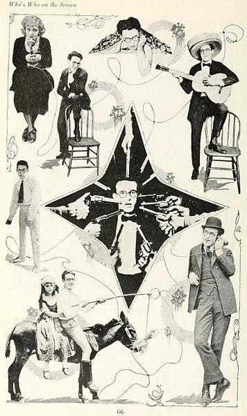 File:Collage of Harold Lloyd and Mildred Davis.jpg