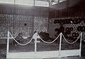 Collectie NMvWereldculturen, 7014-1-22, Foto, 'Werkplaats van touwslagers op de eerste nijverheidstentoonstelling in Yogyakarta', fotograaf onbekend, 1925.jpg