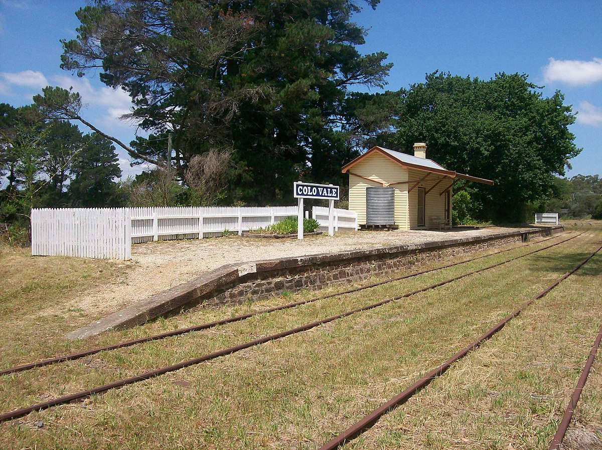 Colo Vale Railway Station New South Wales Wikipedia