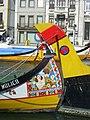 Colourful boats in Aveiro - Portugal - panoramio.jpg