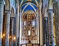 Como Basilica di Sant'Abbondio Interno Navata Est 3.jpg