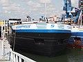 Compass (ship, 2006) ENI 06004305 Port of Rotterdam.JPG