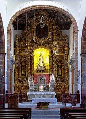 Iglesia de la Concepción (Santa Cruz de Tenerife) - Image: Concepcion Santa Cruz 01