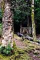Connemara - Kylemore Abbey - Mausoleum - geograph.org.uk - 1623355.jpg