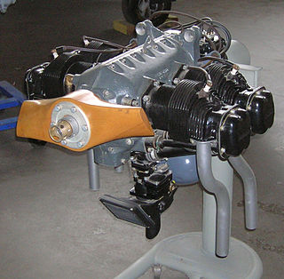 Continental O-170 O-4 piston aircraft engine family