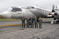 Convair NC-131H TIFS and crew.jpg