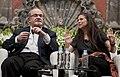 Conversando con Salman Rushdie, Museo de la Ciudad de Mexico (15268914447).jpg