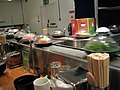 Conveyor belt at Yo! sushi by wyzik in Soho.jpg