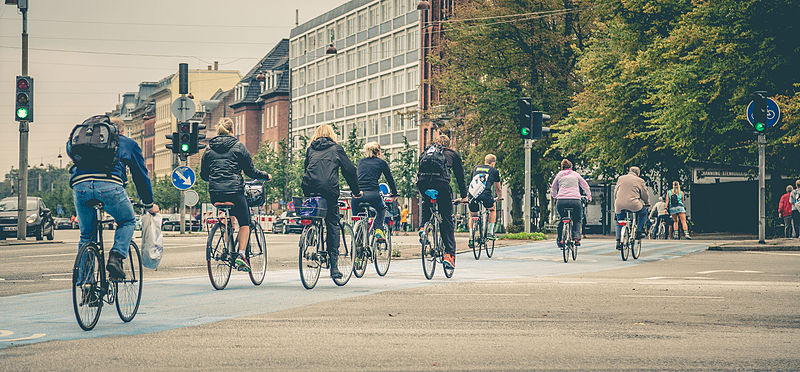File:Copenhagen Cyclists (19200075809).jpg