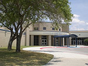 Copperas Cove High School - Image: Copperas Cove High School 2009