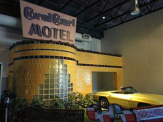 Coral Court Motel - Image: Coral Court