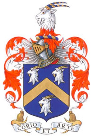 Worshipful Company of Cordwainers - Image: Cordwainers crest