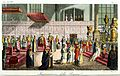 Coronation Day of Mary of Hungary, Illustration for Il costume antico e moderno by Giulio Ferrario 1831 (8).jpg