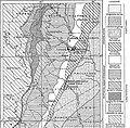 Corsicana and Powell oil fields geologic map.jpg