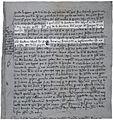 Corts Perpinyà 1406 Martí I d'Aragó Bandera Catalunya foli 12.jpg